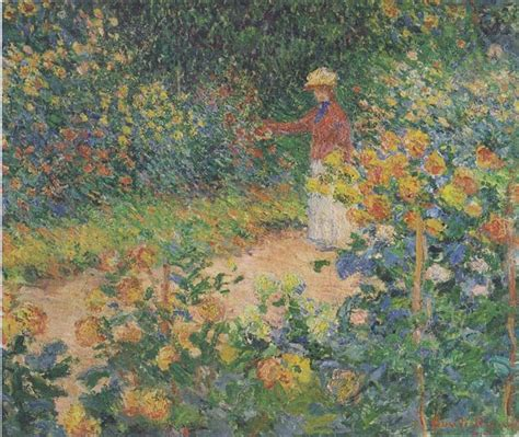 garten monet claude monet biography paintingsbiography