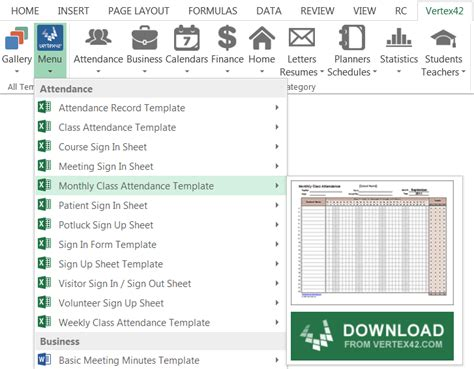 where are excel themes stored template gallery add in for excel