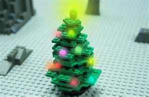 how to build a lego christmas tree stop motion youtube
