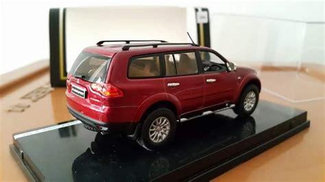 Miniatur Sport jual diecast miniatur mobil mitsubishi pajero sport 1 43