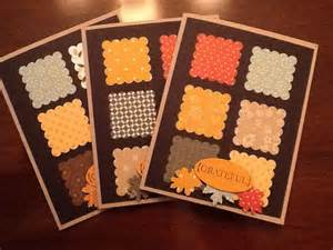 how to make a thanksgiving card 25 best ideas about handmade thanksgiving cards on