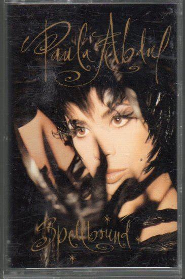 Kaset Paula Abdul Spellboud paula abdul spellbound cassette