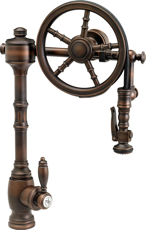 Kitchen Faucet Pull Down Past And Future Meet In Steampunk Decor Abode