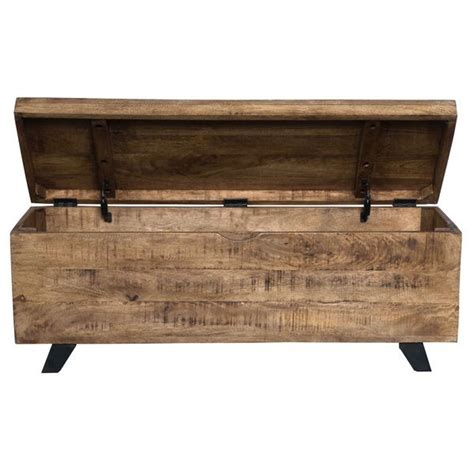 kendra storage bench 1000 ideas about wooden bench with storage on pinterest