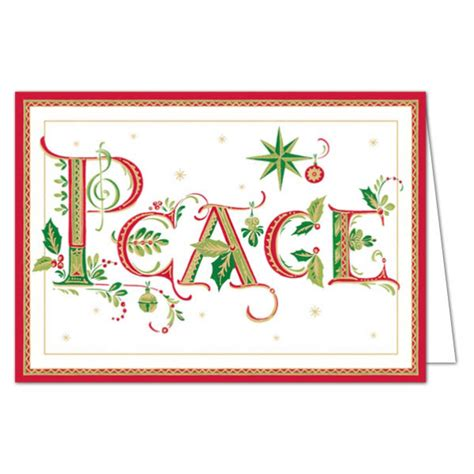 peace illuminations boxed greeting cards paperstyle