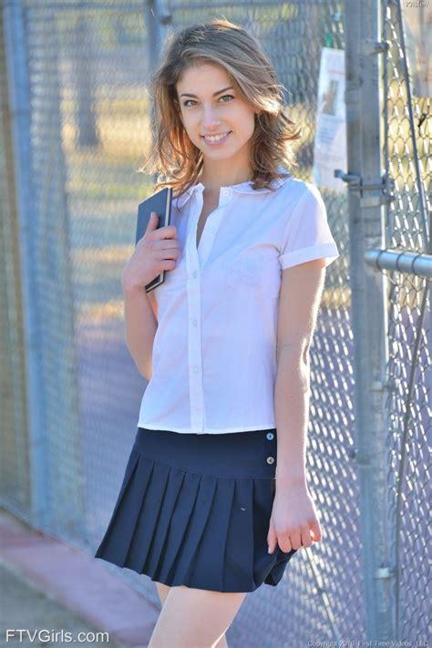 Ftv Kristen Sexy Schoolgirl