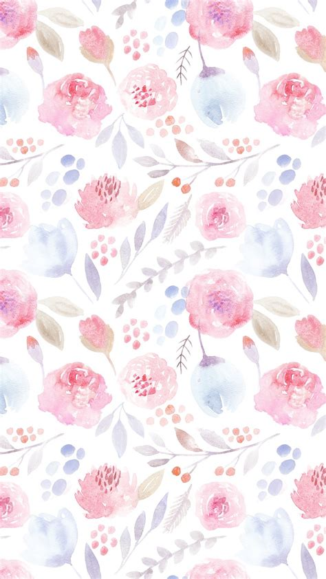 pretty floral backgrounds wallpapertag