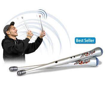 Rhythm Stix Air Drum Stick Stik Drum Udara Elektrik 10 gadgets gifts for