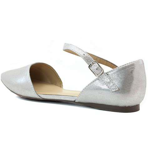 pointe shoe inspired flats s designer inspired pointy toe d orsay ballet flat