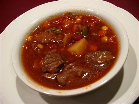 foods decoded vegetable beef comfort soup