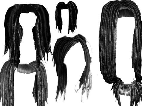 Hairstyle Photoshop Brushes by Dreadlock Hair Style Brushes By Xxxtoxicsunshine On Deviantart