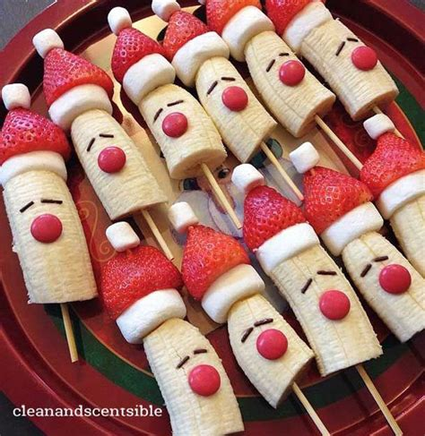 30 christmas food ideas art and design