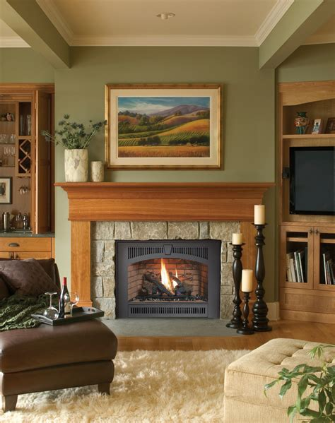 Fireplace Extraordinaire by Fireplace Xtrordinair 564 Space Saver Gas Fireplace