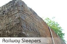 Railway Sleepers Northern Ireland by Strata Ireland