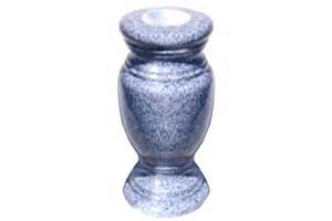 flower vase options headstones gravestones memorials