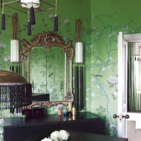 green wallpaper for bedroom bedroom wallpaper bedroom designs wallpapers