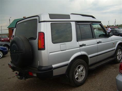 how make cars 2004 land rover discovery transmission control 2004 land rover discovery for sale 2500cc diesel manual for sale