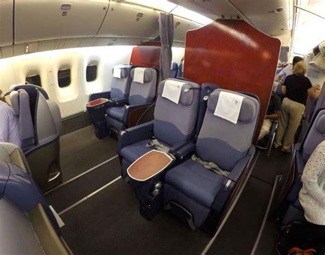 cabina premium latam reporte business class de latam argentina boeing 767