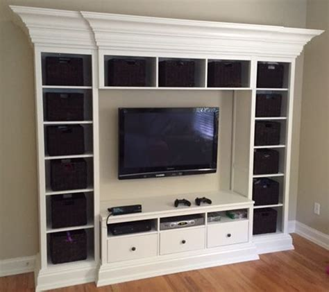 ikea hacks entertainment center 25 best ideas about ikea entertainment center on