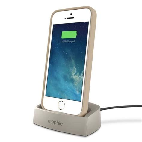 Ladestation Iphone 5 by Mophie Desktop Dock Charging Station For Iphone 5 5s 5c