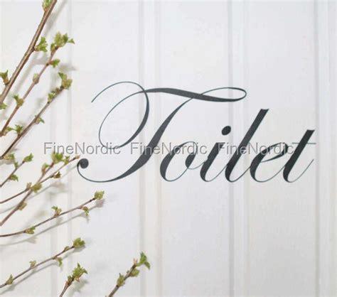 toilet wall stickers wallsticker toilet