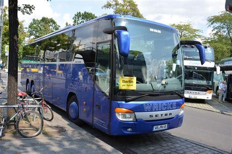 polster und pohl busreisen wb mw 48 setra s416 gt hd f 228 hrt am 21 08 2014 im auftrag