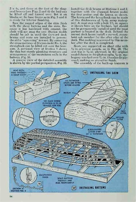 fishing rowboat design man a know pdf build a boat boat plans
