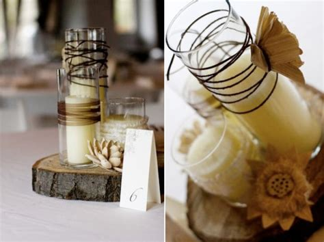 wedding centerpieces diy ideas diy wedding centerpieces rustic wedding thoughtfully simple