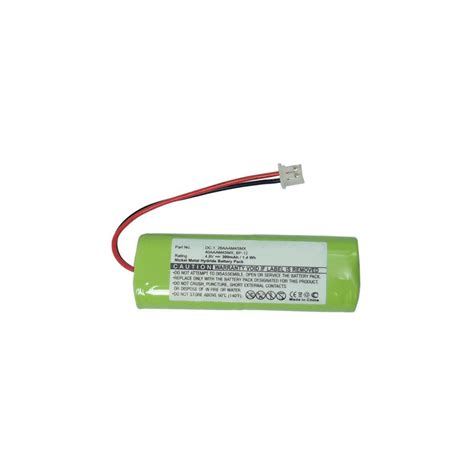 collar batteries 4 8v rechargeable collar replacement battery for