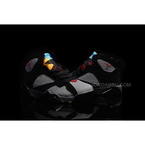 air jordan 7 retro black bordeaux light graphite midnight fog 2016 nike air jordan 7 vii retro bordeaux sneakers black