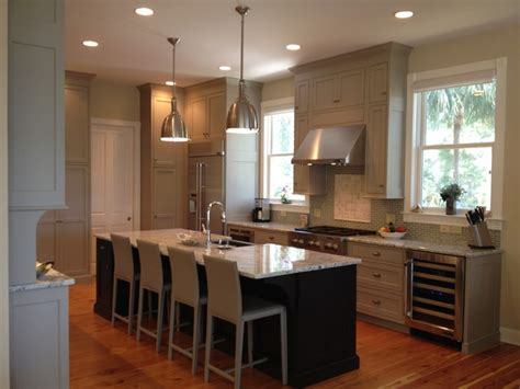 Charleston Cabinetry Countertops Llc by Subtle Sophistication Eclectic Kitchen Charleston