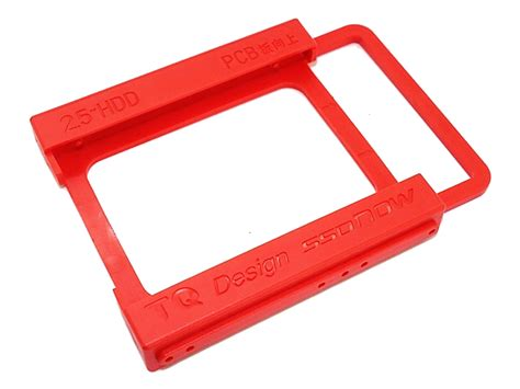 Tq Design 25 Inch To 35 Inch Hdd Enclosure Harddisk Pc Notebook 2 5 to 3 5 inch ssd hdd pc disk bay tray mount adapter mounting bracke techexpress nz
