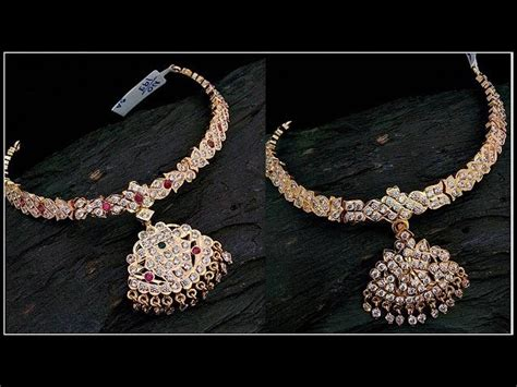 south hill design necklaces traditional attigai designs necklace south indian