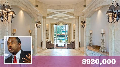 ben carson s palatial pad in west palm sells for