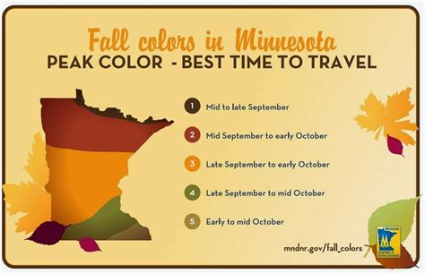 mn dnr fall colors mn bike trail navigator september 2014