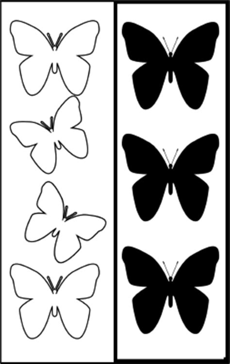 printable butterfly bookmarks butterfly bookmark
