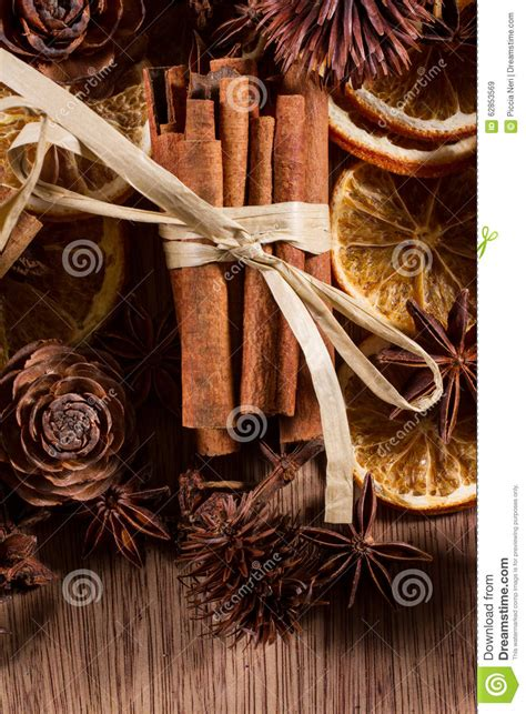 dry sticks decoration drone fly tours natural christmas decorations stock photo image 62853569