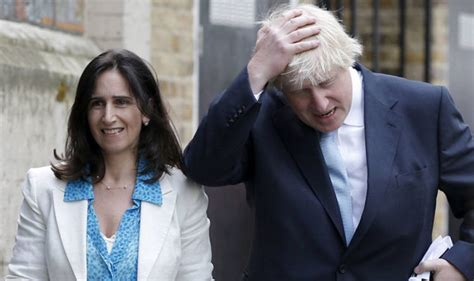 boris johnsons wife marina wheeler  cite adultery