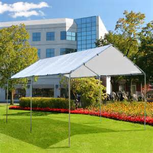 Outside Canopy by Outdoor Canopy 10x16 Heavy Duty