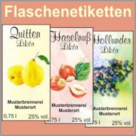 Flaschenetiketten Selbst Gestalten Schnaps by Flaschenetiketten Schlehenlik 246 R 4 Gr 246 223 En M 246 Glich 50