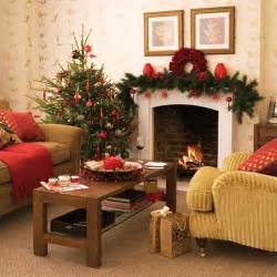 Christmas Home Interiors Gallery For Gt Christmas Decorated Homes Inside