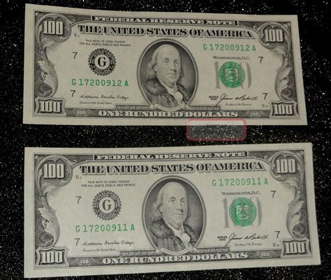 how to tell a 100 dollar bill from 1985 new dollar