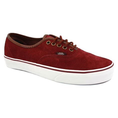vans shoes for authentic suede leather laced
