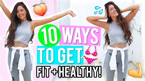 7 Ways To Fashionably Fit In With The 70s Revival by 10 Ways To Get Healthy Fit 2017 Healthy Lifestyle