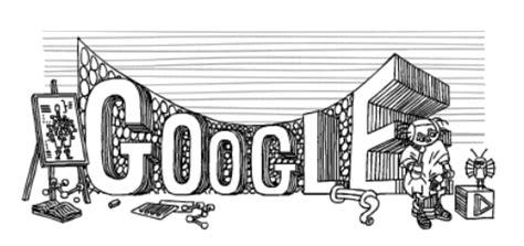 doodle a logo stanislaw lem doodle