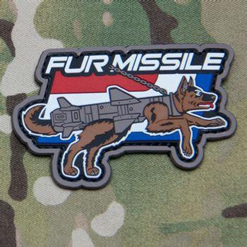 Patch Rubber Pvc Resmob Teks fur missle pvc rubber patch color elite k 9