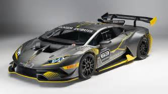 Lamborghini And Race The Lamborghini Huracan Trofeo Evo Race Car Could Be