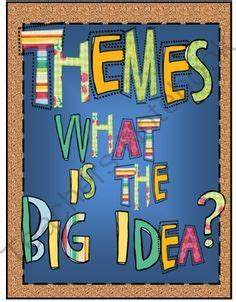 identifying theme in literature youtube 44 best teaching theme in literature images on pinterest