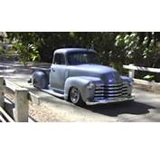 BAGGED 1954 CHEVY TRUCK  YouTube