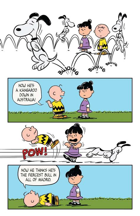 peanuts 5 minute stories preview peanuts 0 comics for
